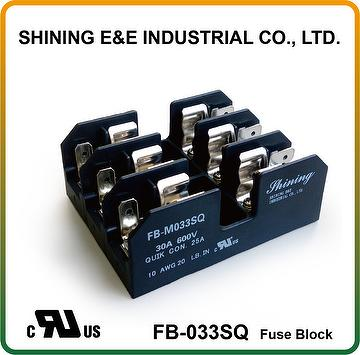 Taiwan Fb M033sq 600v 30amp 1 Way Ul 10x38 Ceramic Midget