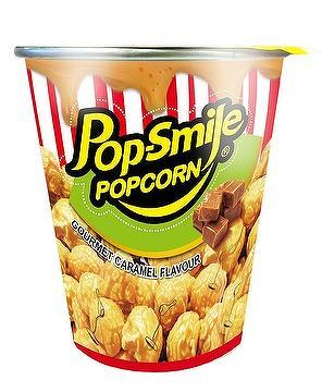 Pop-Smile Aluminum Cup Popcorn