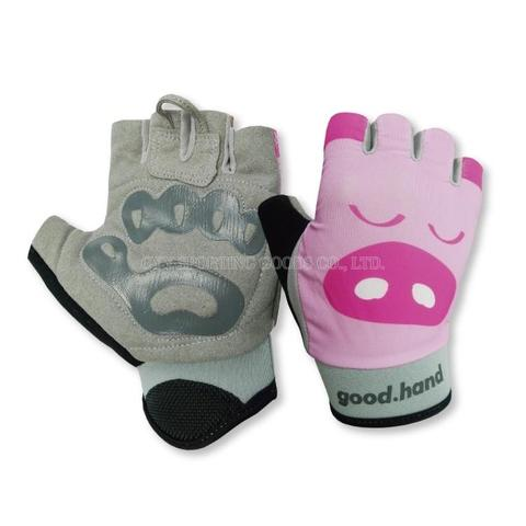 ]Half finger cycling glove | Pig | 33286