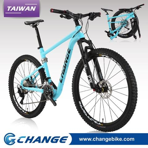 ChangeBike-27.5 inch Folding Mountain Bikes DF-812B
