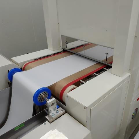 Continuous Dryer-Feed-in