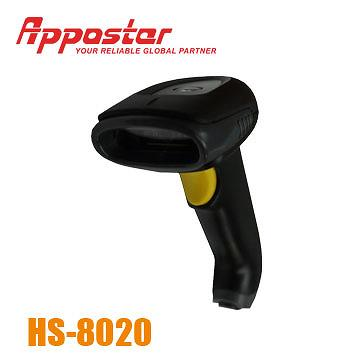 Appostar Scanner HS8020 Front View