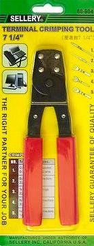 Pliers- S88-984 SELLERY TERMINAL CRIMPING TOOL