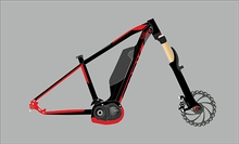 Hope E Race HARDTAIL  BICYCLE