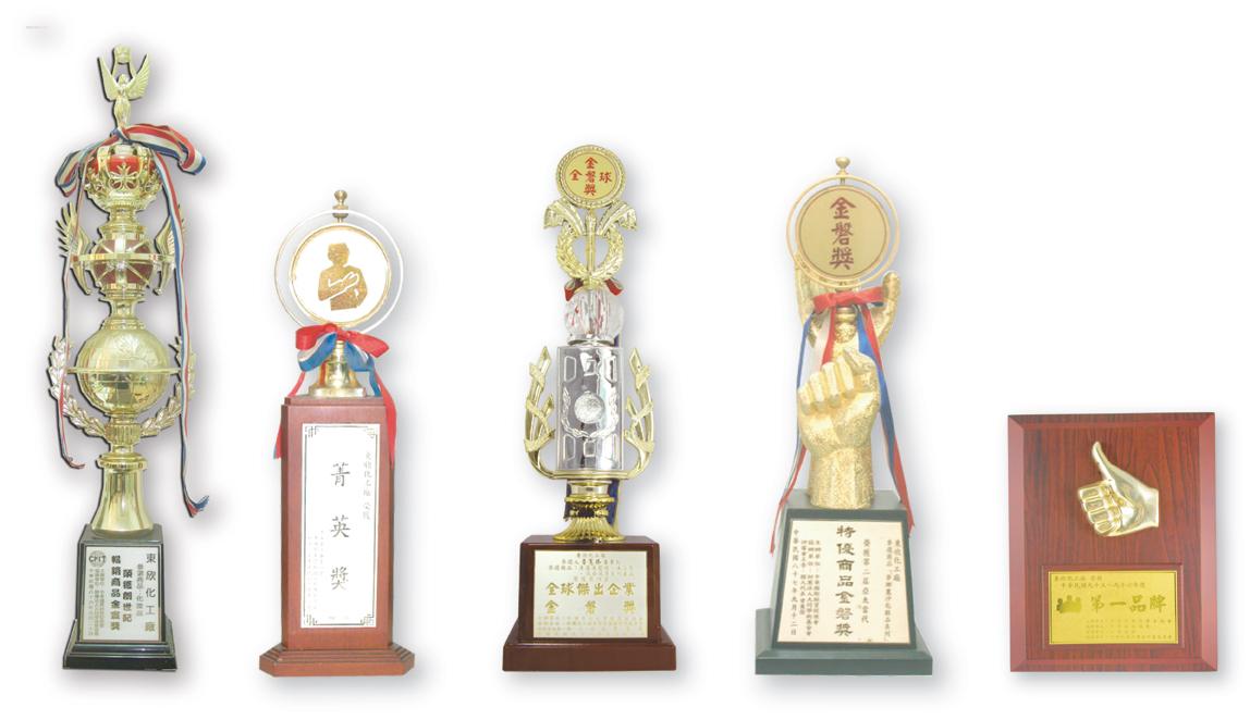 Awards of  TUNG SHIN company