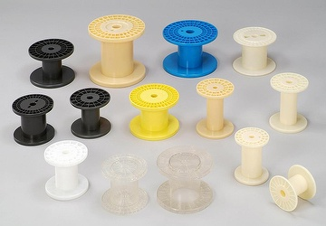 Biconical Spools