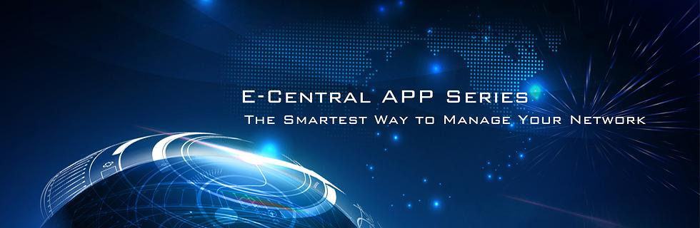 E-Central: Cloud-based Central Software-defined Networking System