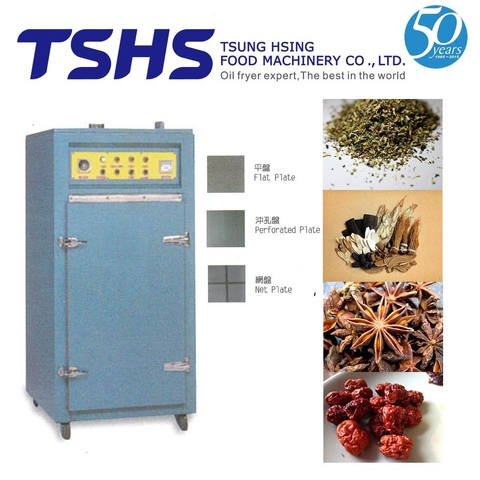 High Working Industrial Box Type Fish Dehydrating Plant