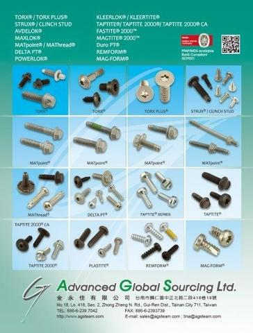 screw & bolt