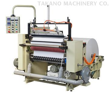 Takano Thermal Paper Roll Slitter