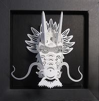 3D paper-cut(series products)