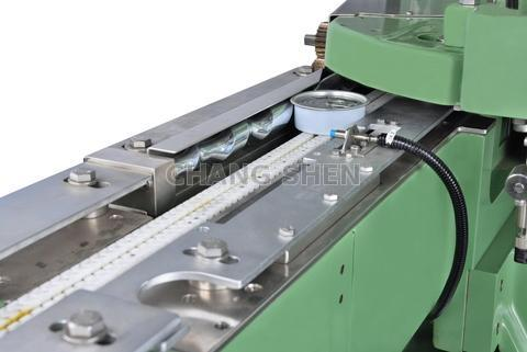 Seamer for Special Can Height