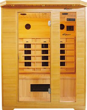 taiwan 3 person super deluxe sauna room sn003sld ambition worldwide co. Black Bedroom Furniture Sets. Home Design Ideas