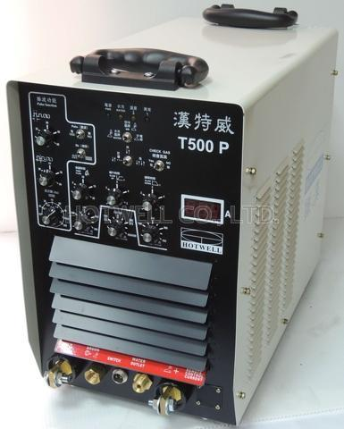 Inverter Dc Pulse Tig Welding Machine Gtaw Output 500a Taiwantrade Com