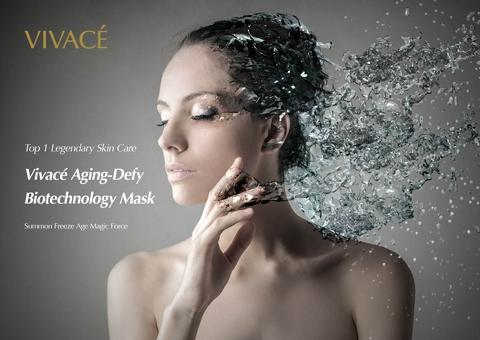 make-up cosmetic hyaluronic acid anti-aging mask beauty face
