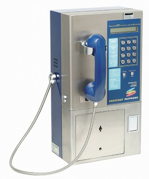 PSTN Coin Payphone