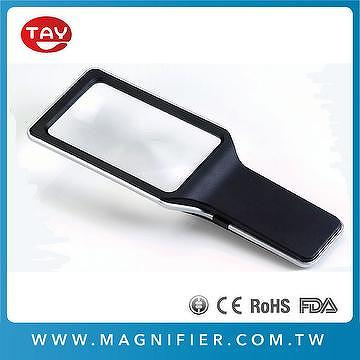 LED Magnifier , Illuminated magnifier, lighted magnifier , iphone magnifier , reading magnifier, pocket magnifier , LED reading glass