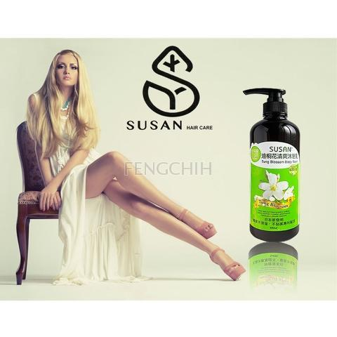 【Susan】Tung tree flower body wash 800ML