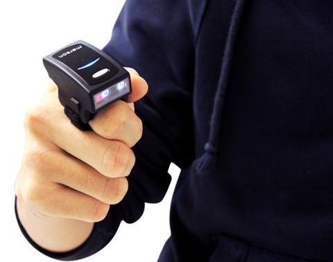 Taiwan Wireless Ring Barcode Scanner-1   MARSON TECHNOLOGY CO , LTD