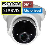 H.265 5MP Starvis Motorized IP Camera