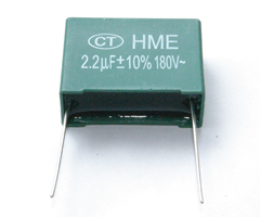 HME type; For power factor correction and motor run
