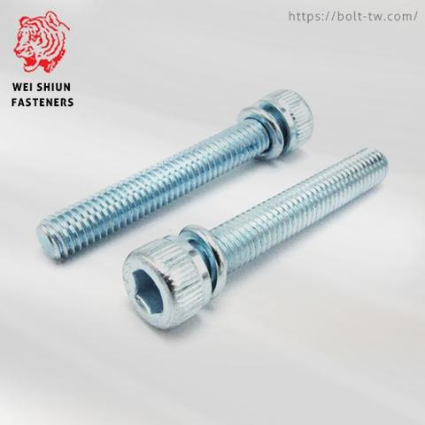Taiwan Various Types of SEMS Pre-assembled Screws and