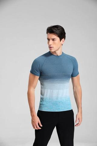 outdoor gym fitness sport t shirt