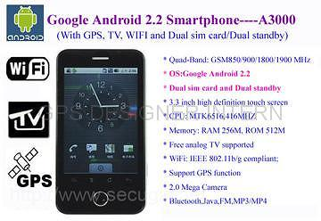 definition of android mobile phones