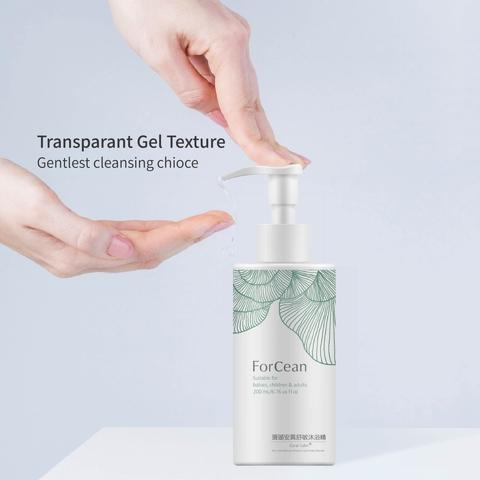 Skin Coral Bath and Shower Liquid Body Cleanser 200mL