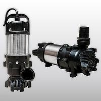 Horizontal & Vertical Fountain Pumps