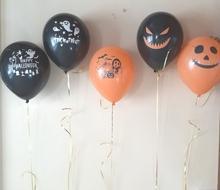 Хэллоуин шар