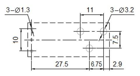 磁保持繼電器 L4 50安培觸點切換能力 一點靈電子 繼電器製造商