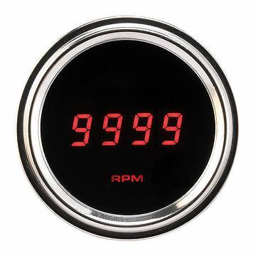 Digital Stainless Steel Tachometer 8000 RPM (EUP-12-BS)