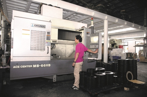 CNC 車床 CNC铣床 零件加工