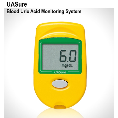 UASure Blood Uric Acid Monitoring System