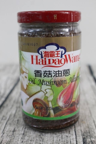 Non-GMO / Best Quality in jar ready to use Taiwanese cooking alliard Allium saurce