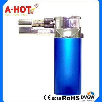 Cigar Cigarette Butane Gas Refillable Lighter