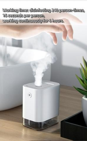 Alcohol Spray Infrared Induction