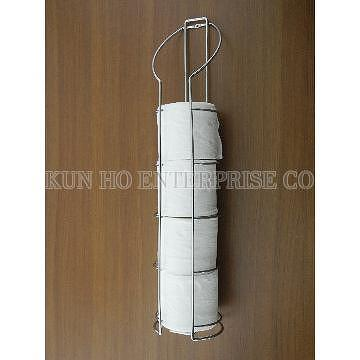 Taiwan toilet roll storage with wall mounted kun ho for Loo roll storage