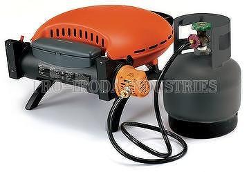 Delightful O Grill 3000 IRODA/ Barbecue Grill/ Gas BBQ Grill/Portable Gas Grill/  Camping Grill