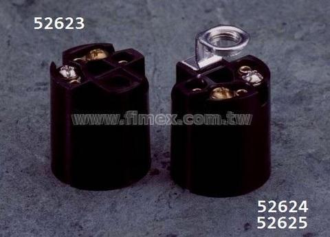 PHENOLIC LAMPHOLDER E26 660W 250V