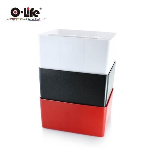 Desktop Stackable Caddy Box Movable Partition【O-Life】S-2803