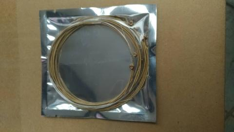 Acoustic Guitar Strings ( 80/20 Brass Wound)