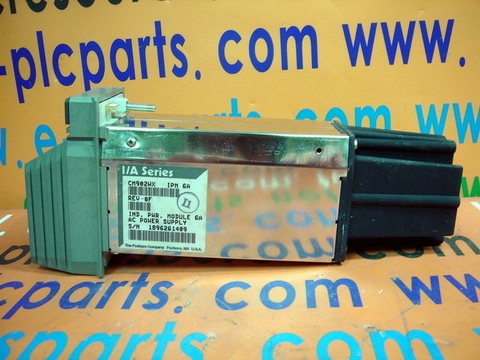 FOXBORO I/A Series CM902WX IPM6A IND. PWR MODULE 6A AC POWER SUPPLY