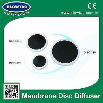 DIFUSORES DE DISCO DE MEMBRANA (DISC-240)