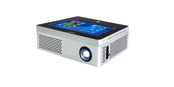 The pico projector Inspired by the iconic LEGO toy blocks