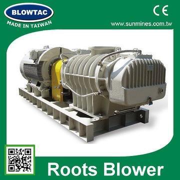 BLOWTAC MRT AC power three lobes roots blowers machinery