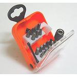 17 PCS SCREWDRIVER BITS SET-Security bits,Insert bits, Power screwdriver bits,Special screwdriver bits
