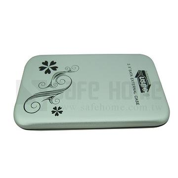 USB3.0 2.5 SATA Aluminum External Hard Disk Mobile Rack