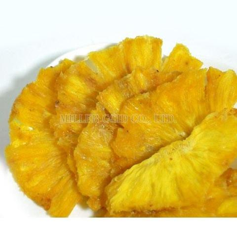 Additive Free Dried Golden Diamond Pineapple